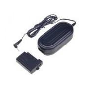 BLU-BASIC AC Adapter - Netspanningsadapter - 14.8 Watt - 2 A - Europa - voor Canon EOS 1200, 1300, 2000, Kiss X50, Kiss X70, Kiss X80, Rebel T5, Rebel T6, Rebel T7