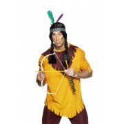 Arc indian cu sageti din plastic