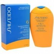Shiseido Sun tanning emulsion spf6 latte corpo 150 ml