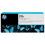 HP 771C Light Gray Designjet Ink Cartridge, 775ml (B6Y14A)