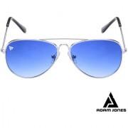 Adam Jones Gradient Blue UV Protected Unisex Aviator Sunglasses