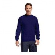 promodoro Men´s Sweater 80/20 taille L noir 80 % CO / 20 % PES Promodoro