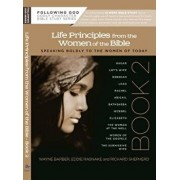 Learning Life Principles from the Women of the Bible: Book Two, Paperback/Wayne Barber