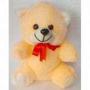 MS SONS & GIFT ARTS CREAM TEDDY (SET OF 1) Soft Stuffed Spongy Huggable Cute Teddy Bear Birthday Gifts Girls Lovable Special Gift High Quality Birthday/Valentine/Wedding/Friendship/Car Dcor/Hanging/General