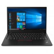 Laptop Lenovo ThinkPad X1 Carbon 7th Gen 14 inch FHD Intel Core i5-8265U 8GB DDR3 256GB SSD FPR Windows 10 Pro Black