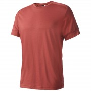 adidas Men's ID Stadium T-Shirt - Mystery Red - M - Mystery Red