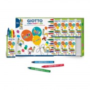 Set creioane cerate Party Gift Giotto