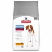 Hill S Science plan canine - cibo secco per cani adulti senza cereali pollo 12 kg
