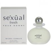 Michel Germain Sexual Fresh Pour Homme eau de toilette para hombre 125 ml