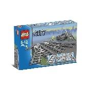 Lego City Kéziváltók és sínek 7895
