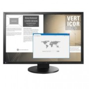 "Монитор Eizo FlexScan EV2430-BK, 24.1"" (61.13cm) IPS панел, WUXGA, 14ms, 1000:1, 300 cd/m2, Display Port, DVI, VGA, USB"