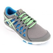 Asics Gel-Tempo 2 Women Training & Gym Shoes(Grey, Blue)