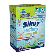Joc educativ Science4you - Mini kit Fabrica de slime
