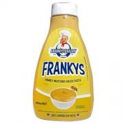 FRANKYS BAKERY Frankys Zero Sauces 425 ml Honey Mustard FRANKYS BAKERY - VitaminCenter
