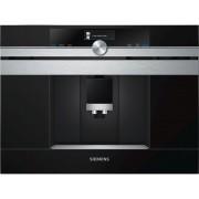 Siemens CT636LES6 Koffiezetapparaten - Roestvrijstaal