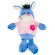 Magarus de plus tip Winnie the Pooh cu pulover roz
