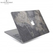 "Woodcessories - MacBook Pro 13"" / Air 13"" Hülle EcoSkin Cover Stone Edition (STO034) - Granite Gray"