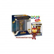 Set Guante Thanos y Iron man Funko pop Hot Topic Avengers
