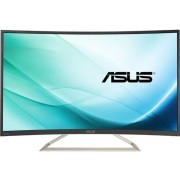 Monitor Gaming VA LED ASUS VA326N-W, Full HD (1920 x 1080), VGA, DVI, Ecran Curbat, 144 Hz, 4 ms (Alb)