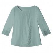 Shirt met kant, gletsjer 52