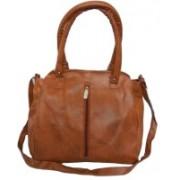Craveforit Girls Brown Shoulder Bag