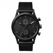 Reloj TRIWA Sort Of Black Lansen Chrono-Negro