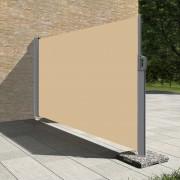 Stores latéral paravent extérieur brise vue pour terrasse - 1.8x3.5m - Dune