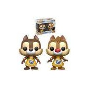 Kingdom Hearts Chip E Dale - Tico E Teco Disney - Funko Pop