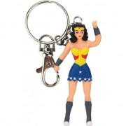 Breloc figurina DC Comics Acs di Anteini, Wonder Woman, 6 cm, Multicolor