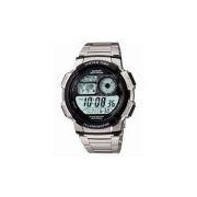 Relógio Masculino Digital Casio AE-1000WD-1AVDF - Prateado