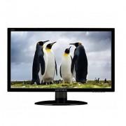 Hannspree He225dpb Monitor Pc Led 21,5'' Full Hd 250 Cd/m² Colore Nero