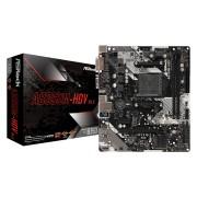 MB ASRock AB350M-HDV R4.0, AM4, micro ATX, 2x DDR4, AMD B350, VGA, DVI-D, HDMI, 36mj (90-MXB9K0-A0UAYZ)