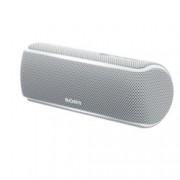 Тонколона Sony SRS-XB21, 2.0, безжична, с Bluetooth, NFC, с микрофон, IP67, бяла
