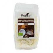 Chipsuri din Nuca de Cocos Natur Bio 100gr Pronat