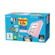 Nintendo 2DS Bianco-Rosa + Tomodachi Life