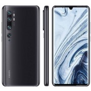 "Telefon Mobil Xiaomi Mi Note 10, Procesor Snapdragon 730G Octa-Core 2.2/1.8GHz, AMOLED Capacitive touchscreen 6.47"", 6GB RAM, 128GB Flash, 108 + 12 + 5 + 20 + 2 MP, 4G, Wi-Fi, Dual SIM, Android (Negru)"