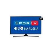 Smart TV Led Samsung 55, 4K, HDMI, USB, Wifi - UN55MU6100