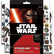 Star Wars Stickers The Force Awakens with Kylo Ren Captain Phasma and More