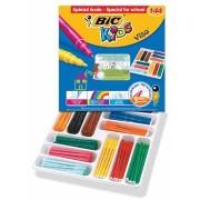 Bic Kids viltstift Visa 144 stiften (classpack)