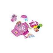 Brincando De Profissoes Princesas Caixa Registradora Toyng U