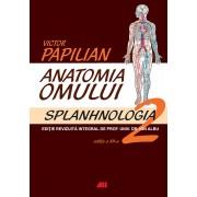 Anatomia omului. Vol. 2 - Splahnologia (eBook)