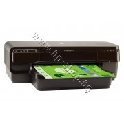 Принтер HP OfficeJet 7110 Wide Format, p/n CR768A - Цветен мастиленоструен принтер HP