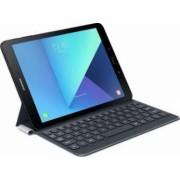 Husa Tableta cu Tastatura Samsung Galaxy Tab S3 9.7 T820 Silver