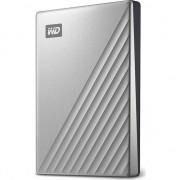 """HDD Extern WD My Passport Ultra 1TB, 2.5"""", USB-C, Gri"""