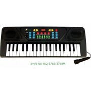 UDee Electronic Musical Melody Keyboard, Multi Color