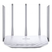 TP-Link AC1350 Trådlös Dual Band Router 802.11ac upp till 867 Mbps 5 antenner vit