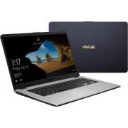 "Asus X505za Notebook AMD Quad Ryzen 7 2500U 2.00GHz 4GB 1TB 15.6"" WXGA HD Vega 8 on CPU BT Win 10 Home"