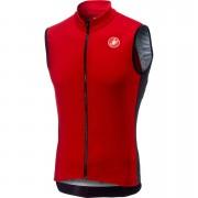 Castelli Entrata 3 Sleeveless Jersey - XL - Red