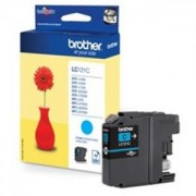 Консуматив - Brother LC-121 Cyan Ink Cartridge for MFC-J470DW/DCP-J552DW - LC121C