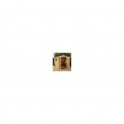 Mercia 8 x 6 Premium Shiplap Apex Shed Double Door